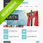 Christian School Html Template