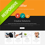 Business Site Template Design