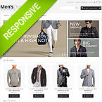 Clothes Responsive Magento Theme