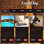 Tourism Agency Joomla Template