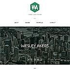 Web Designer Responsive HTML vCard Theme