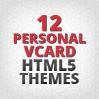 vCard HTML Templates Deal