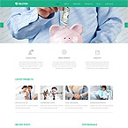 Business Site Template
