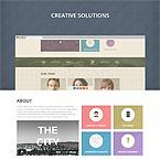 One Page  Parallax Design Portfolio