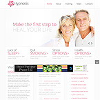 Hypnosis Sessions Joomla Template