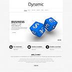 Business And Finance Web Template
