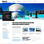Architecture Responsive Wp Theme