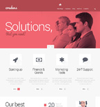 Finance Marketing Wordpress Theme