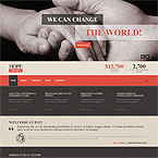Charity Organization Joomla Theme