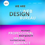 Design Bureau Website Template