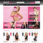 Fashion And Style Prestashop Template