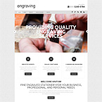 Engraving Gifts Website Template