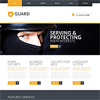 Security Protection Joomla Template