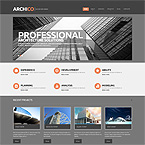 Architectural Design Wordpress Theme