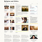 Religion Christian Joomla Template