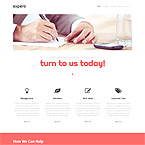 Technical Investments Wordpress Template
