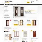 Windows Doors Magento Template