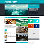 People Speak Joomla Theme