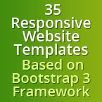 35 Website Templates Deal