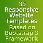 35 Website Templates Deal