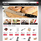 Knives Template For Prestashop