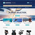 Marine Store Magento Template