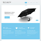 Security Protection Business Wp Theme