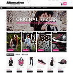 Pullover Fashion Prestashop Theme