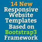 14 New Responive Templates Deal