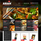 Asian Grocery Store Magento Theme