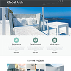 Constructions Architecture Joomla Template
