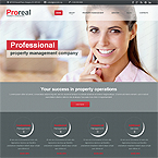 Property Management Company Web Template