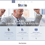 Industry Enterprise Website Template