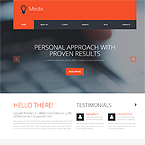 Web Development Wordpress Template