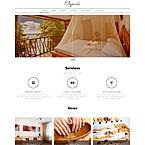 Hotel Site Joomla Template