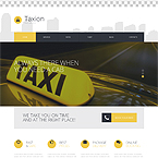Taxi Theme For Wordpress
