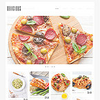 Delicious Wordpress Template