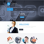 Technologies Website Template
