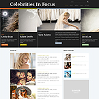 Celebreties Media Joomla Template