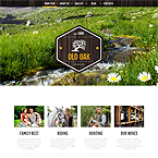 Ranch Horses Wordpress Theme