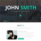 Digital Portfolio Wordpress Theme