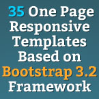 35 One Page Responsive Templates