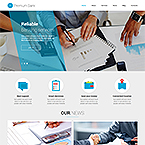 Business And Finance Joomla Template