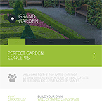 Design Outdoor Design Web Template