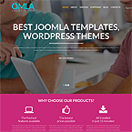 Webmasters Gallery Wordpress Theme