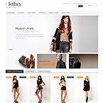 Footwear Boots Template For Prestashop