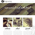 Art Website Template