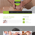 Body Foundation Website Template