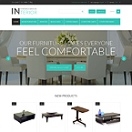 Interior And Furniture Magento Theme