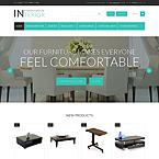 Interior And Furniture Magento Theme